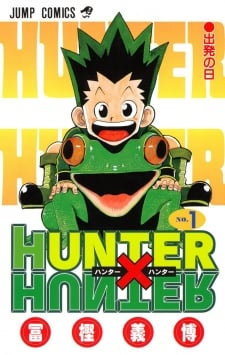 Hunter x Hunter Full Color