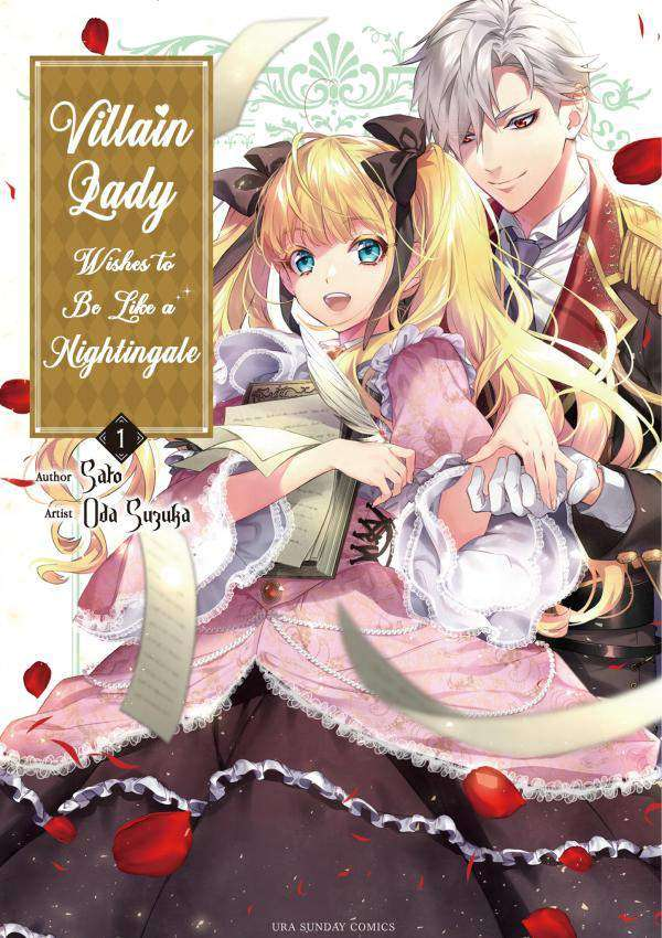 Villain Lady Wishes to Be Like a Nightingale